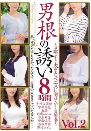【モザ有】 男根の誘い 8時間 Vol.2