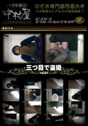 【無修正】 三つ目で盗撮 Vol.64