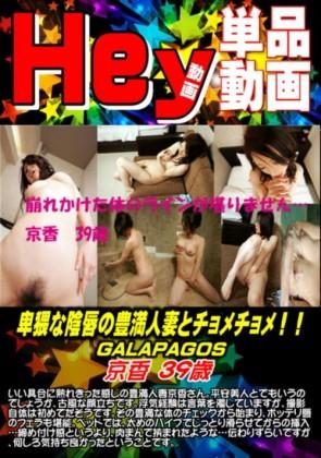 【無修正】 卑猥な陰唇の豊満人妻とチョメチョメ!!