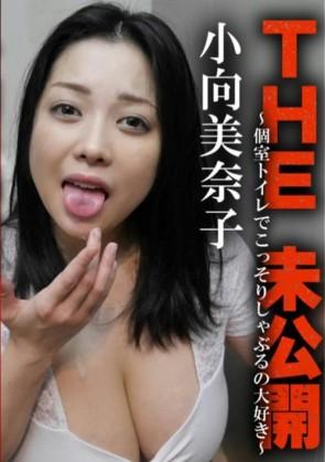 THE 未公開 個室トイレでこっそりしゃぶるの大好き 小向美奈子